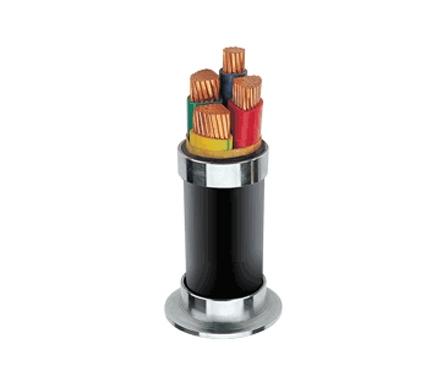 同心导体电缆